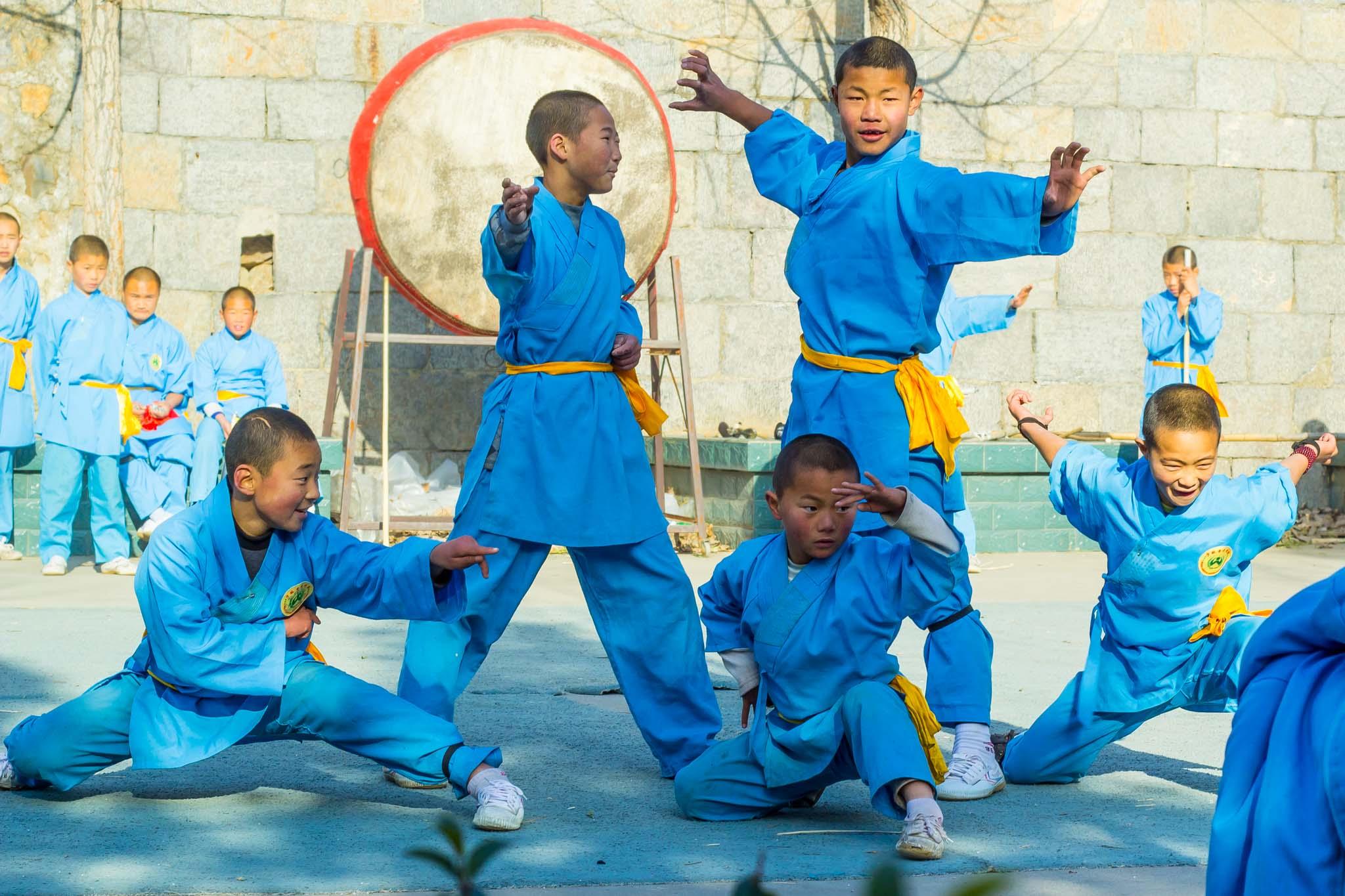 Kung Fu Bambini e Ragazzi 1