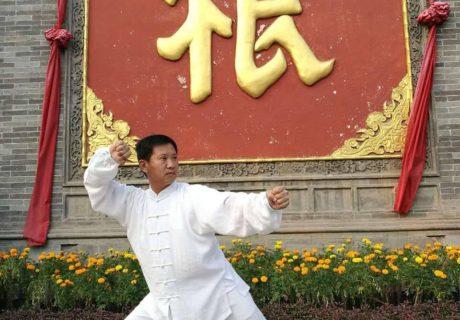 Taiji Quan: la danza del guerriero 4