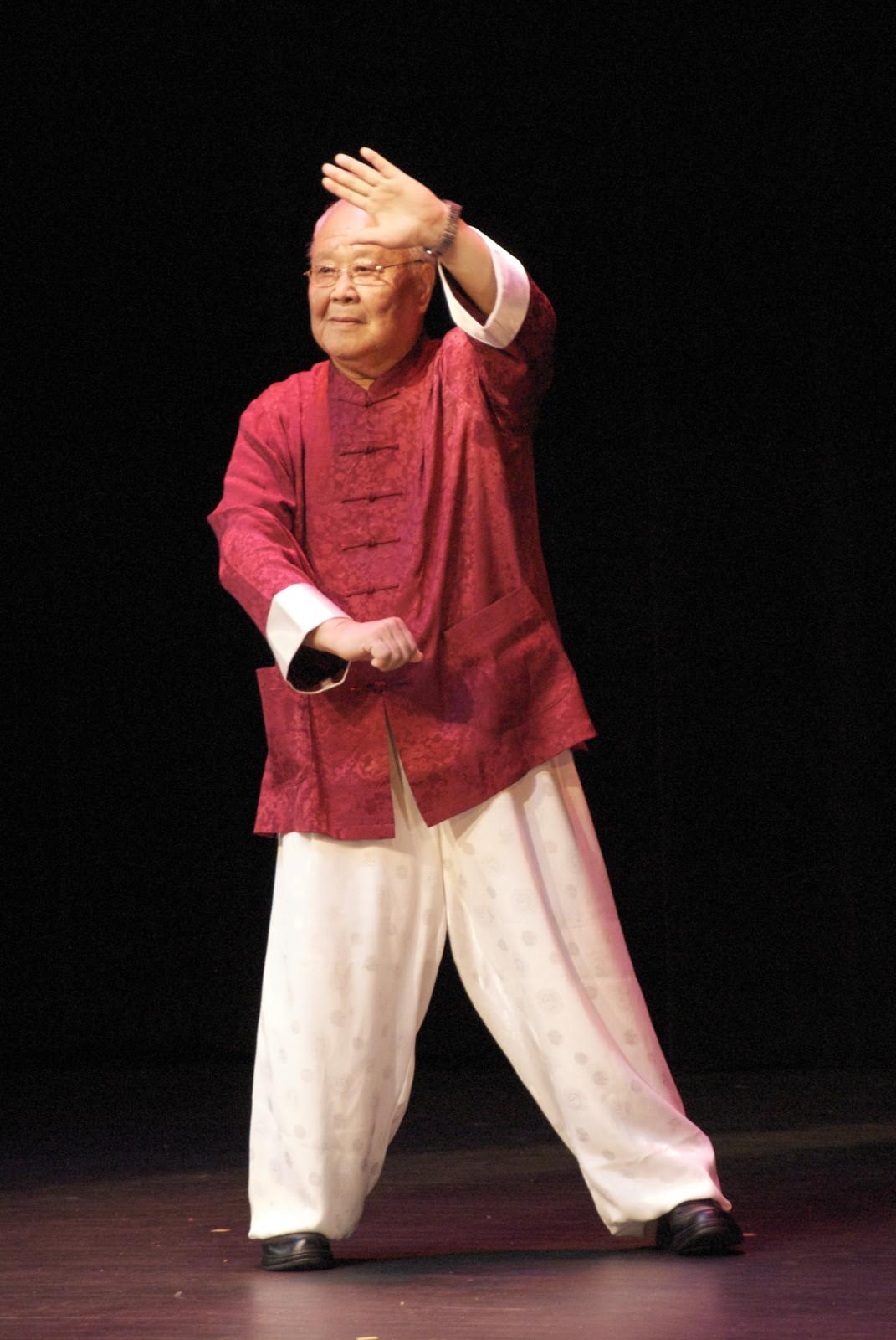 Yang Zhenduo (杨振铎) 1