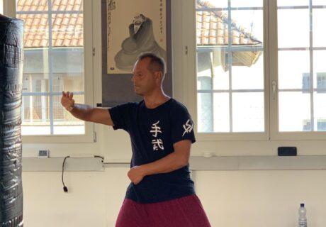 Maestro Pace - 1° Corso di Formazione Triennale a Giove 5