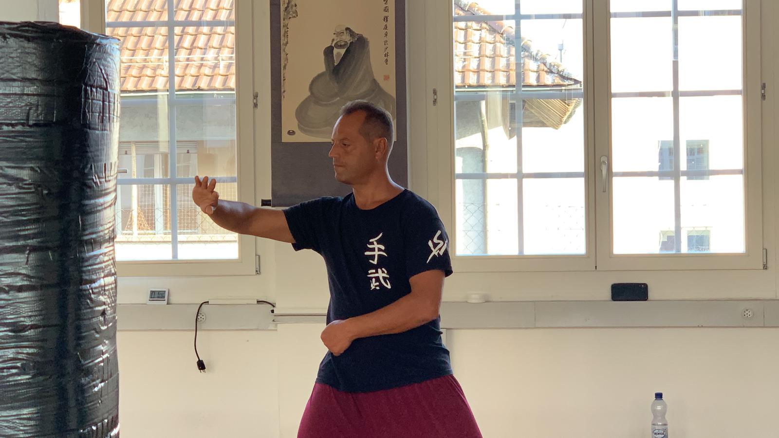 Maestro Pace - 1° Corso di Formazione Triennale a Giove 1
